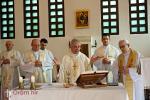Lelkigyakorlaton egyházmegyénk papjai