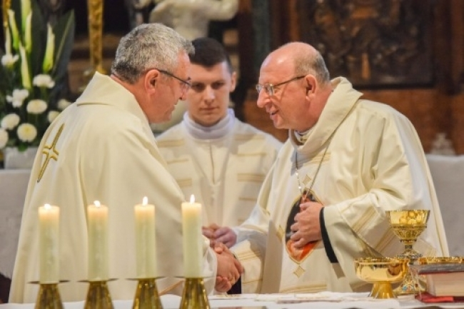 Minden a helyére kerül – Palánki Ferenc megyéspüspök volt a győri Könnyező Szűzanya búcsú szónoka